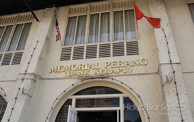 muzium perang bank kerapu kota bharu