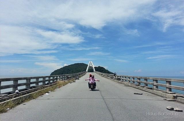 jambatan pulau bunting sedaka yan