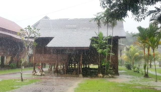 Kompleks Budaya Pulau Keladi, Kampung Pulau Keladi Pekan