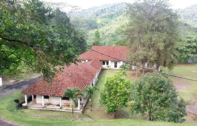 lokasi muzium sungai lembing