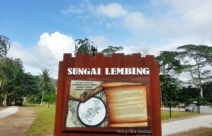 sejarah lombong bijihtimah sungai lembing