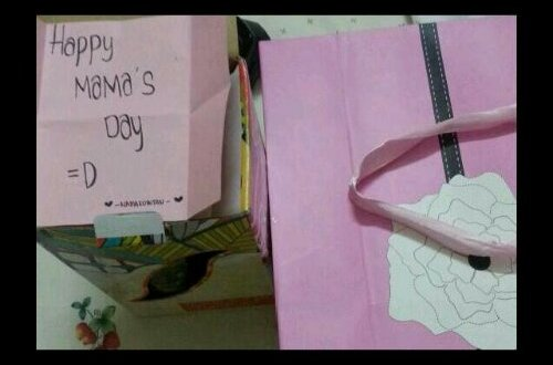 Kejutan Hari Ibu