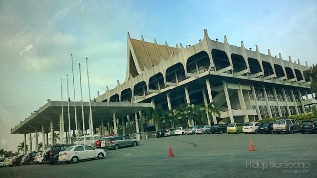 Bangunan DUN Lama Kuching