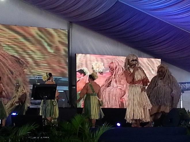 Orang Asli Kaum Mah Meri, Pulau Carey.