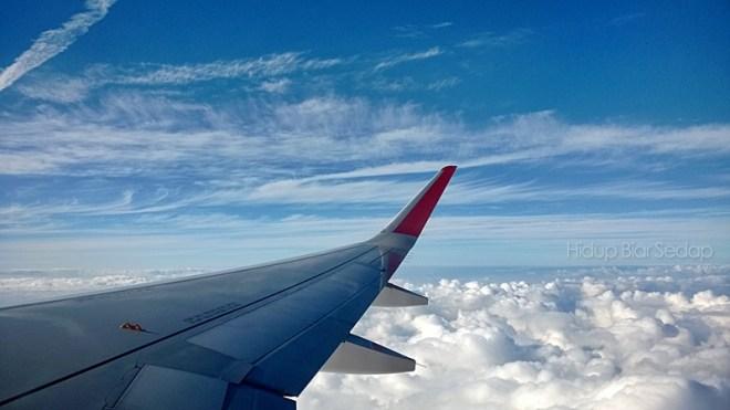 terbang bersama air asia