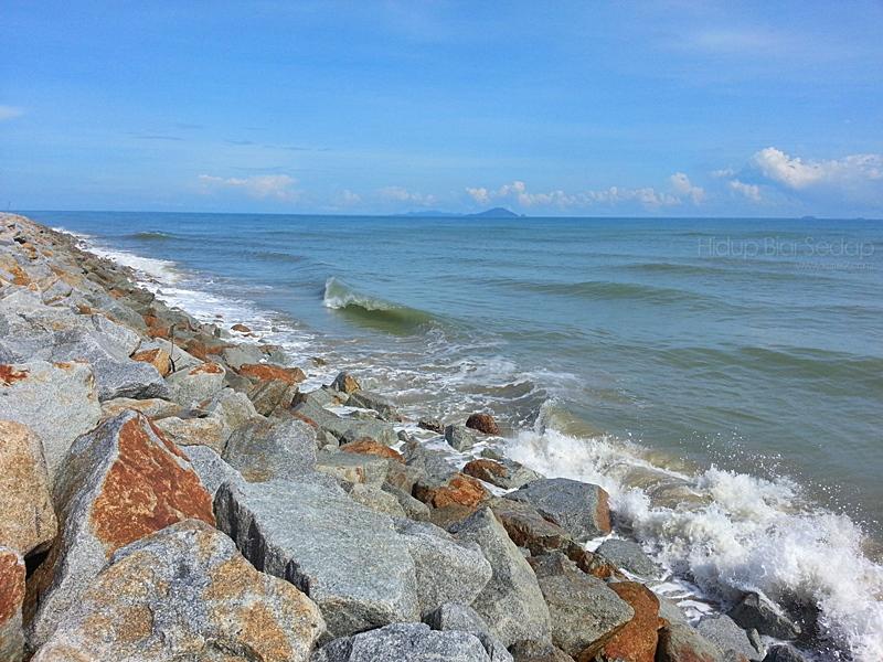 Benteng Hakisan Pantai Tok Jembal
