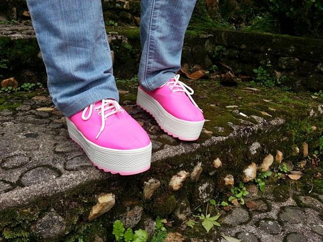 fesyen kasut