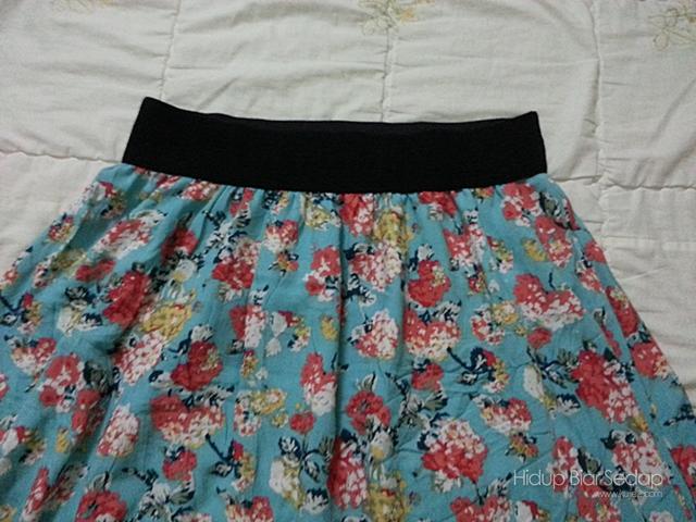 skirt kembang online