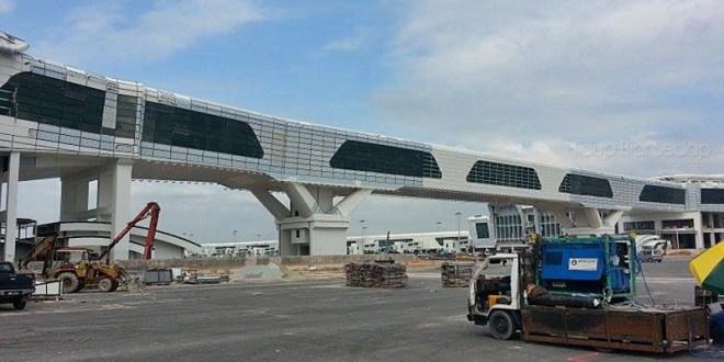 Gambar-gambar Ekslusif Lapangan Terbang Antarabangsa Kuala Lumpur 2 (KLIA2)