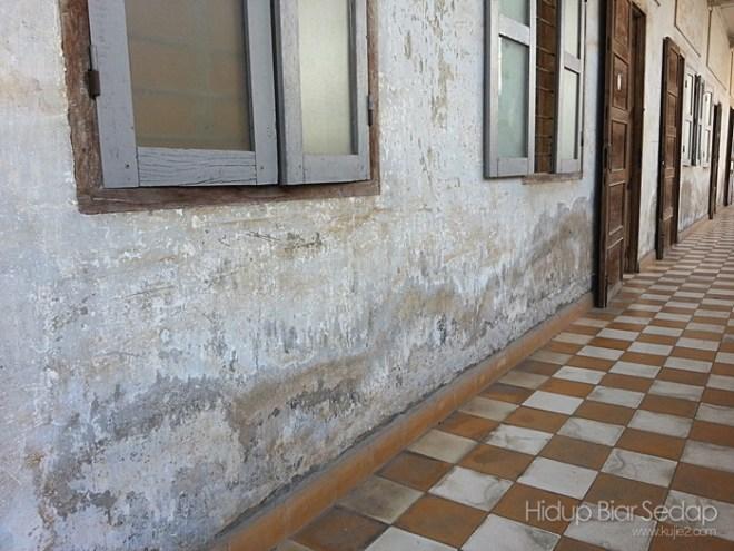 Penjara Tuol Sleng Cambodia