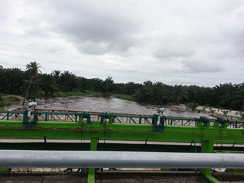 Ban Canal Tanjung Karang