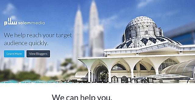 SalamMedia Pilihan Blogger Berlandaskan Syariah