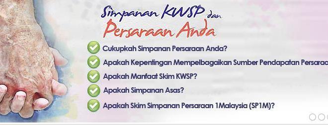 Pengeluaran KWSP Akaun 2