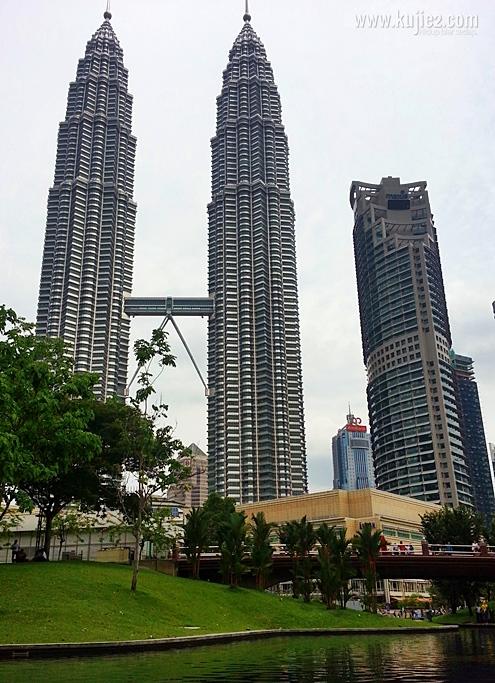 kuala lumput twin tower