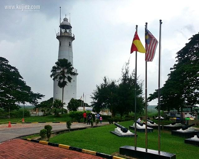 lighthouse bukit malawati