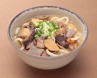 Bore udon noodle 850 yen