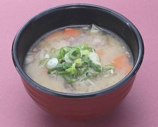 Bore soup 400 yen