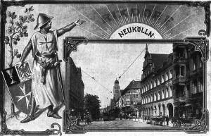 PostkARTE von 1912.