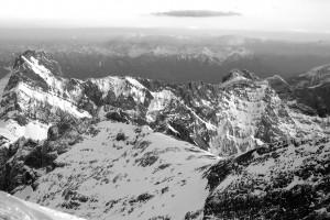 Alpenpanorama.Foto: fh