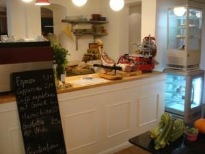 Cafe Botanico Tresen