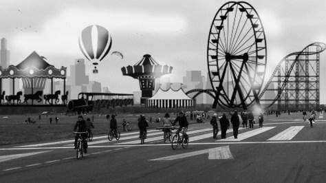 Volksfest Tempelhofer Feld