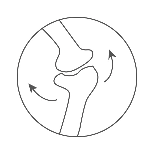 Kuki Design Icon Illustration MAGCELL Gelenk Beweglichkeit