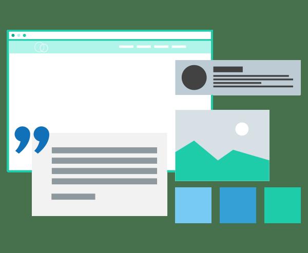 Illustration Arbeitsablauf Webdesign Gestaltung Web Responsive Entwürfe Branding