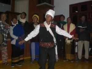 Kuki Dance