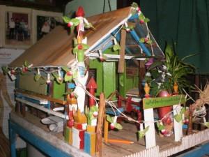 A Kuki Cultural House