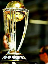 It Is A Matter Of Shame That The Organizers Great Event Like ICC Cricket World Cup Failed To Get Original Trophy In Time For Finals And Had