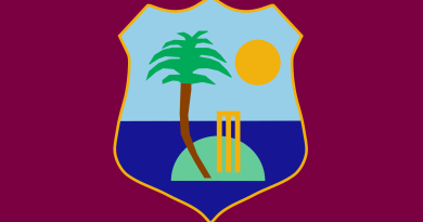 West Indies Cricket Board Flag