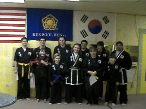 2006 Martial Art Testing Photo