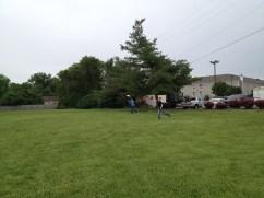 Frisbee Catch 1