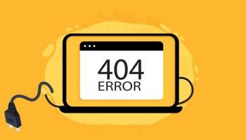 404 Sayfası Oluşturma ve Yönlendirme