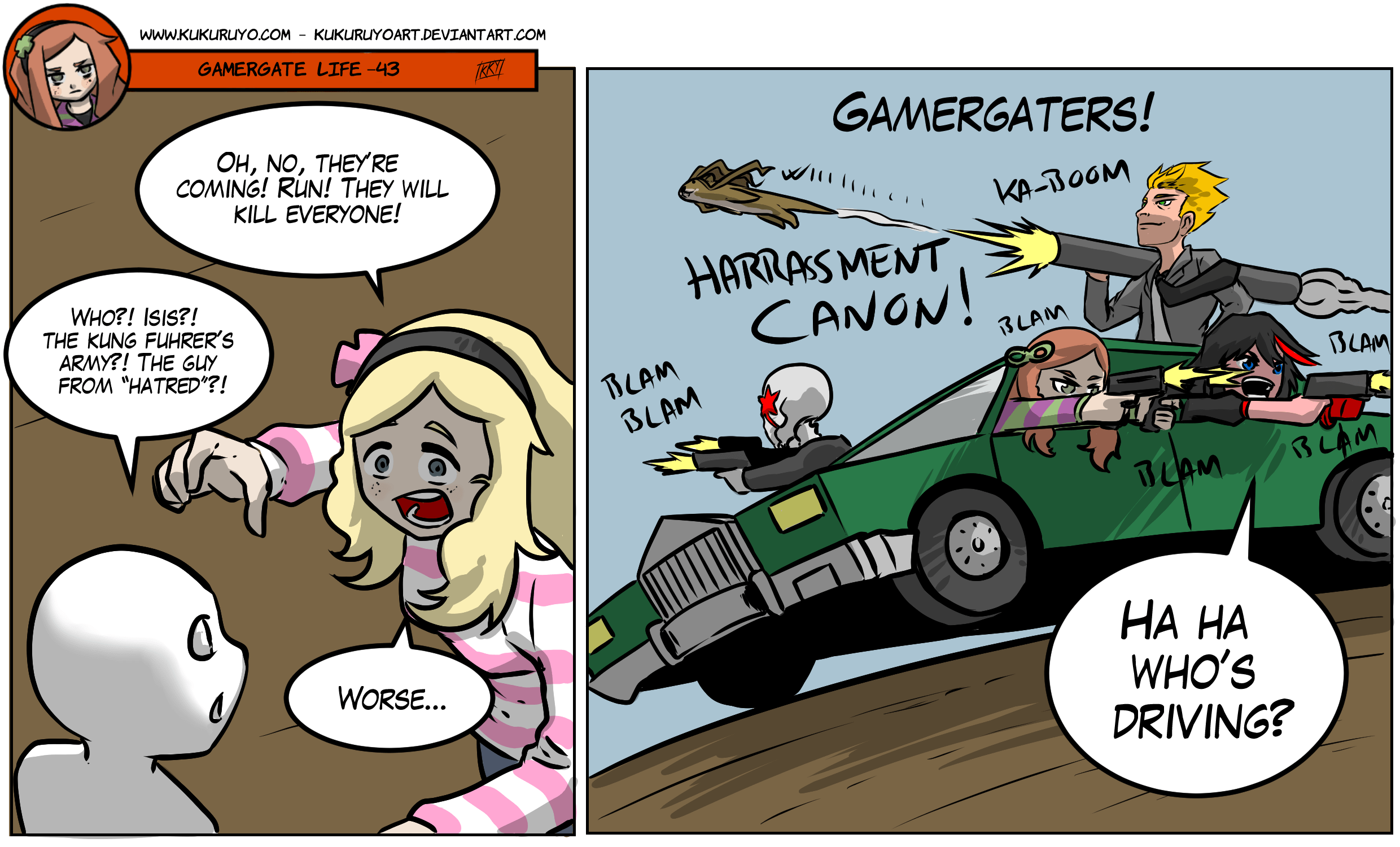 Gamergate life 43 (english)