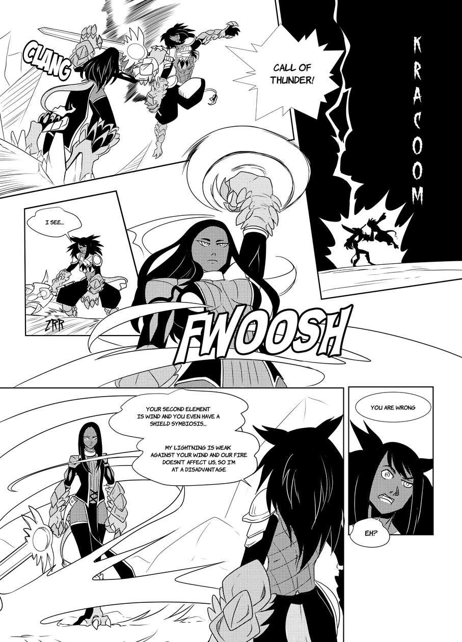 Guild adventure chapter 13-17