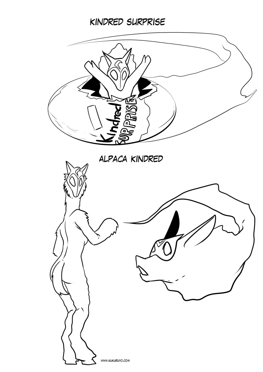 kindred skins