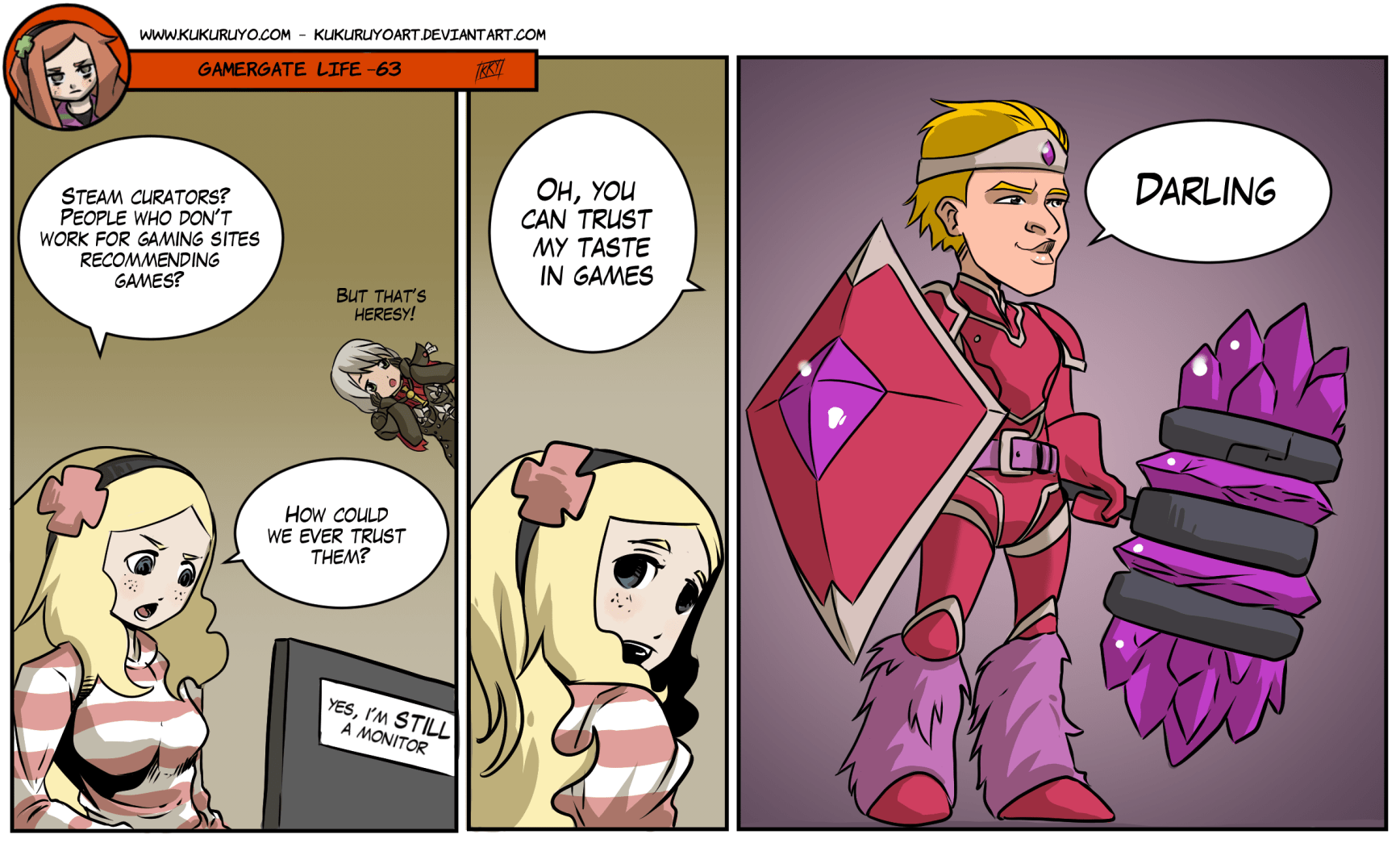 Gamergate Life 63 (english)