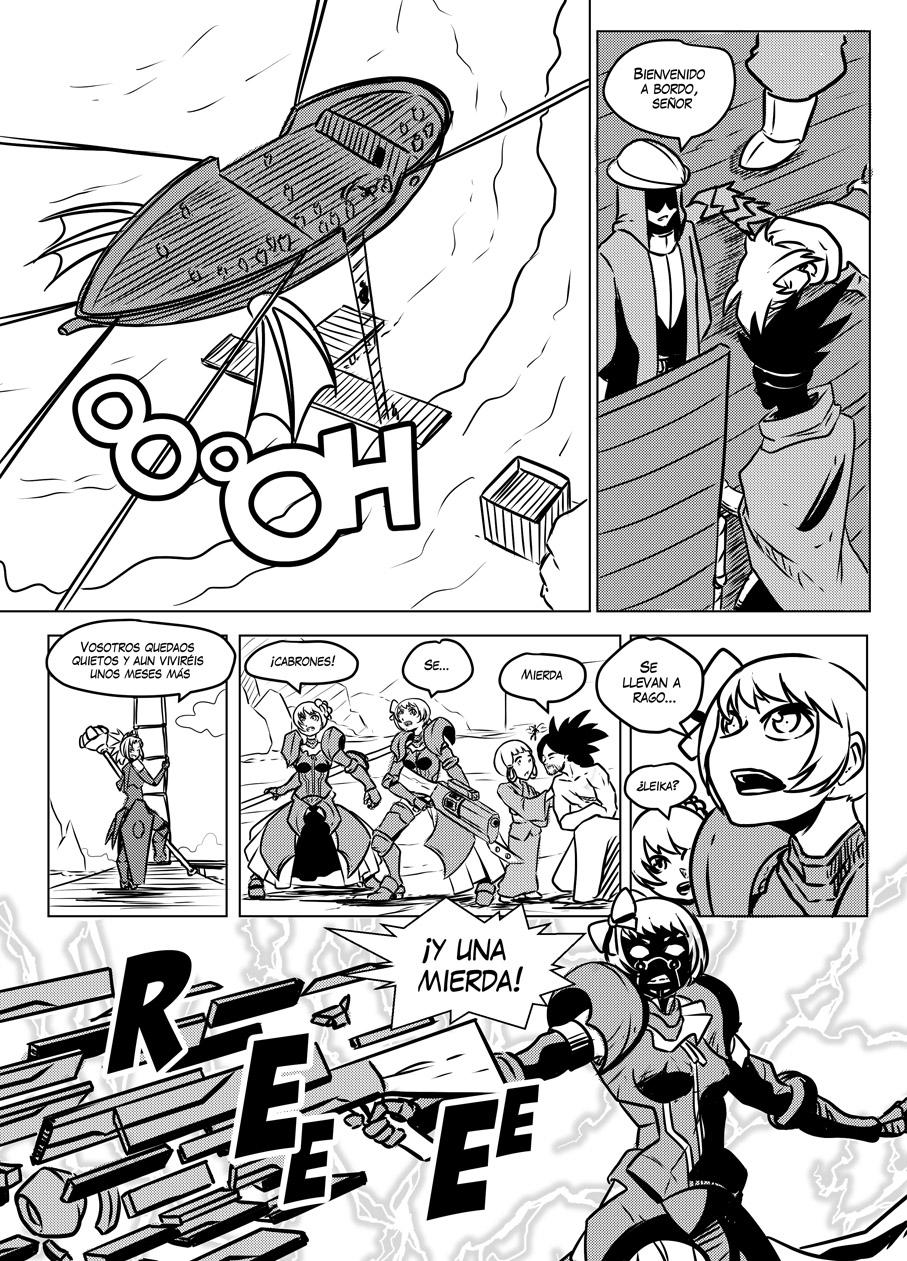 Guild adventure capitulo 14-7