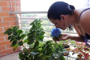 hablarle-a-las-plantas-mujer-maceta-balcon