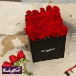 DIY: Flores en caja - Box de Flores