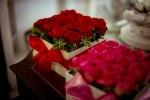 Cómo hacer una caja de flores para regalar