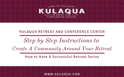 Step by Step Instructions to Create A Community Around Your Retreat