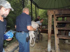 kulaqua retreat and conference center hurricane irma Hornsby spring overflowering evacuating mocha the bear images florida's best christian retreat location kulaqua