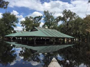 kulaqua retreat and conference center hurricane irma pavillion flooding images florida's best christian retreat location kulaqua