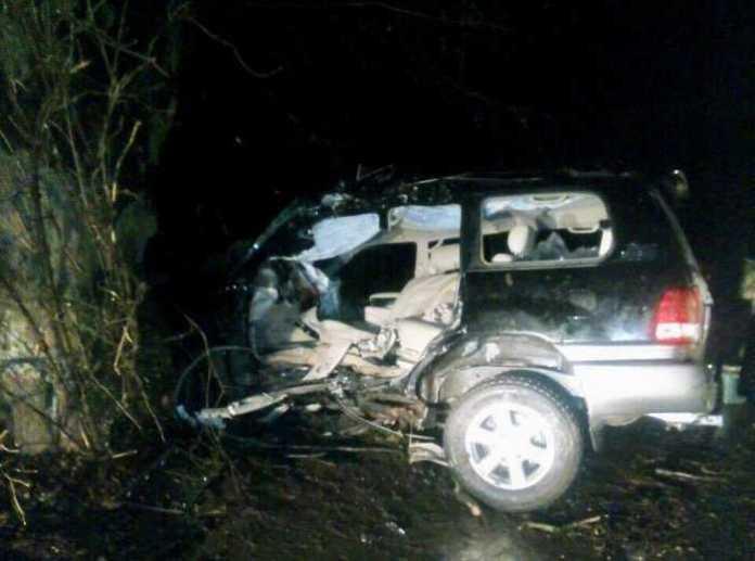 На Львівщині у жахливій ДТП загинув водій