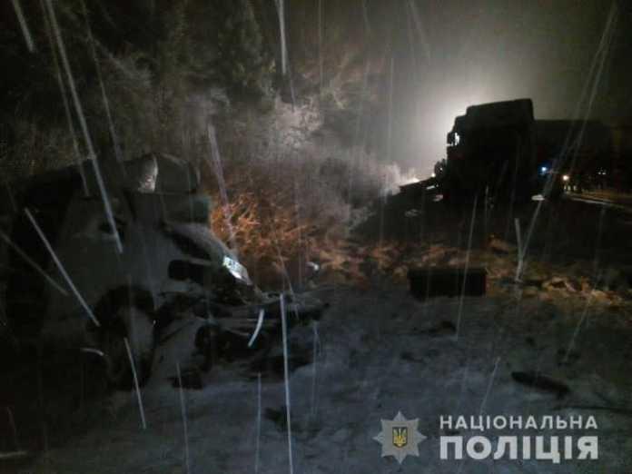 Жахлива аварія на Львівщині: двоє людей загинуло