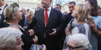 Президент України Петро Порошенко відвідає Львівщину