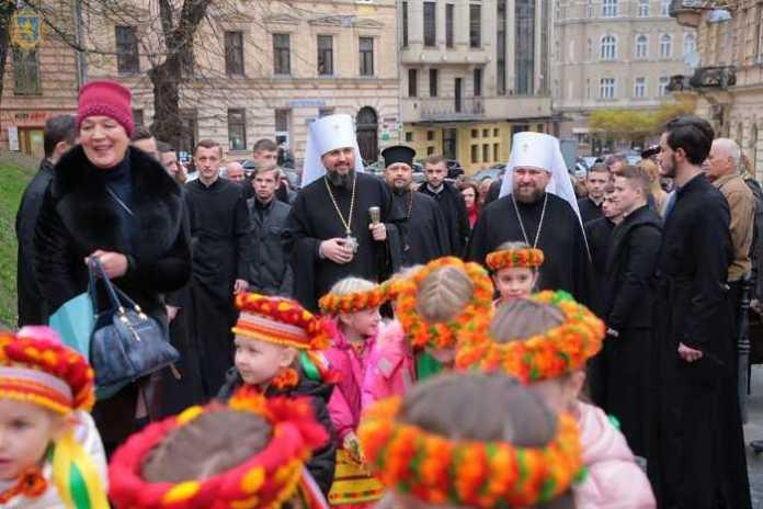 Митрополит Епіфаній у Львові читав Великий покаянний канон