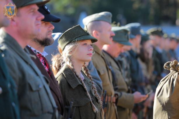 У Івано-Франківській обласній філармонії презентували фільм «Покоління повстанців»